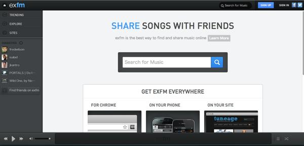 「exfm」は洋楽だけじゃないんだね。ゲームミュージックをBGMにしたらブログ書くのにいい感じ。