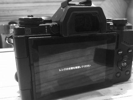 原因は湿度?カメラが突然レンズを認識しなくなった経験(M.ZUIKO DIGITAL ED 12-100mm F4.0 IS PRO)