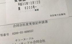 1文字2万円!!定款を変更した後に文字の間違いに気付き更正する費用