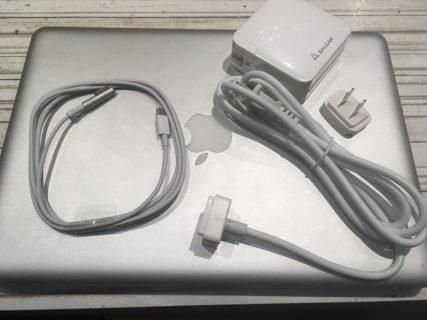 USB Type-CからのMagSafeアダプターがあった!60WのモバイルバッテリーならMacBookPro(mid2010)も充電いけるのか?