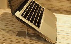 めっちゃ使い勝手のいいノートPCスタンド発見!姿勢悪い人は一考の価値あり。