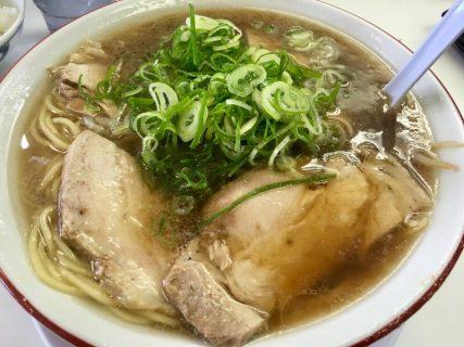 【奈良食べ歩き㉔】田原本の「第一旭」じんわり旨くて何度でも食べたくなるいつもの味
