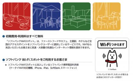 店舗でDocomoやauのWiFiルーター設置サービスはもう行なっていないんだね。。。SoftBankは継続してるけどうちの店舗はダメだったorz