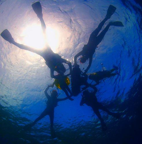 こんなに美しいとは思わなかった!沖縄での初シュノーケリング体験!