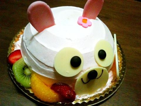 今日はあなたの誕生日〜 ♪ 4歳の我が娘へ