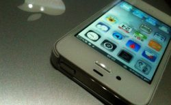 iPhone4S fitted Air Jacket