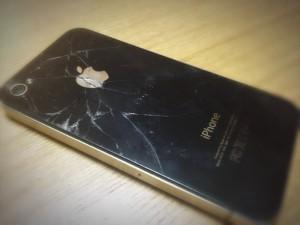旧タブレットの画面がフッ素コーティングで蘇ったぞ!初代iPadとかiPhone4Sとか
