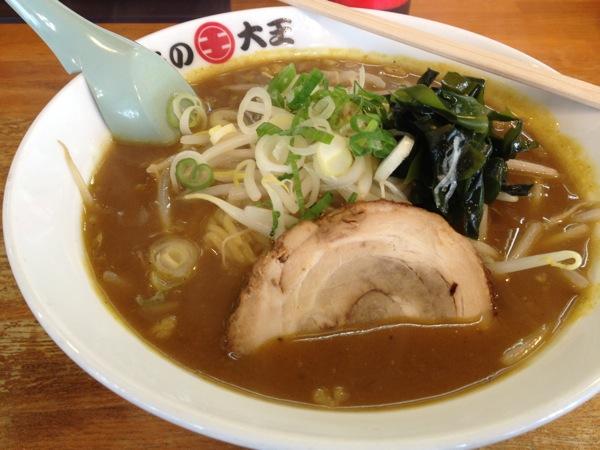 なまら旨いよ!北海道の「味の大王」元祖カレーラーメン