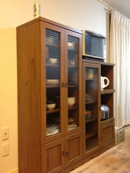 Amazonで1万円台で買えるコスパ抜群のアンティーク家具はこれ!SATO(佐藤産業)の組み立て家具