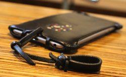 1点ものの革製品、iPhone6 Plus用abicase(アビケース)を購入して約半年経った感想