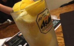 レモン氷が秀逸!料理もウマーな横浜鶴見の居酒屋「ポルコロッソ」