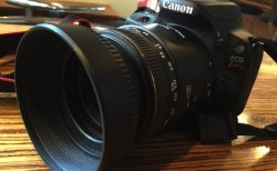 初心者には軽いが正義!2回目の購入に選んだデジイチは当時、世界最小最軽量の Canon EOS Kiss X7!