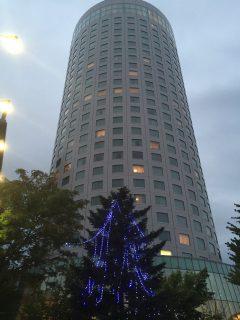 札幌プリンスホテルは22階以上のロイヤルフロアがおすすめ!ジャグジーのようなブロアバスが良かったよ!
