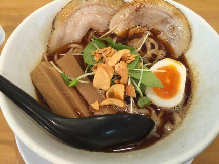 【奈良食べ歩き③-2】やっぱり美味しい「麺人 ばろむ庵」新中華そばも旨いけどヤマトブラックも超旨いわー