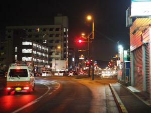 桜の綺麗な街「奈良」の歩景