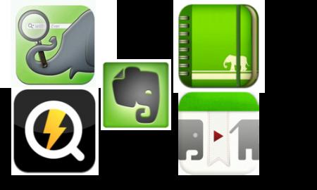 evernoteがiPhoneで快適に使えるようになる2対×2の神アプリ4選