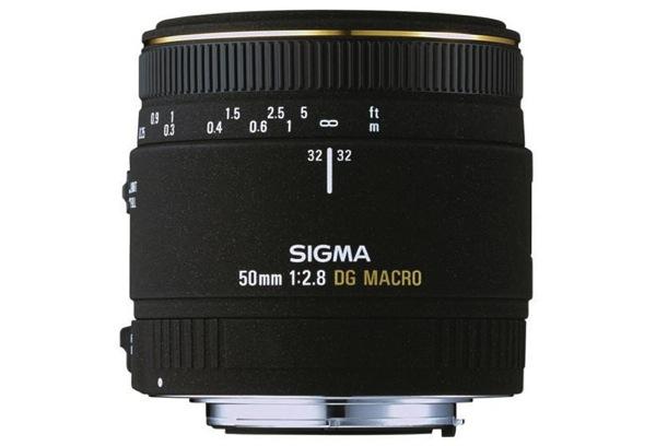 Sigma 50mm macro