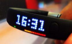 NIKE+Fuelband の機内モード設定方法