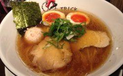 横浜に激ウマラーメン屋がオープンしてた!その名も『鶏喰 Trick(トリック)』