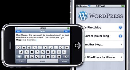 iPhoneだけでブログを更新する方法 ~WordPress版~